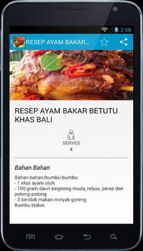 e Resep Masakan Ayam screenshot 3
