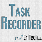 Task Recorder by Erf Tech icon
