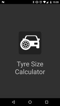 Tyre Size Calculator poster