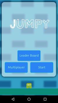 Jumpy poster
