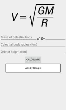 Rocket Calculator poster