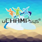 uCHAMPsys Tracker BLE icon