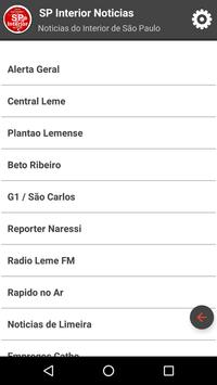 SP Interior - Noticias screenshot 1