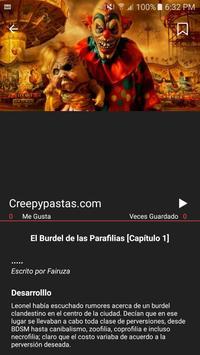 DEEPMIND ( Creepypastas ) screenshot 4