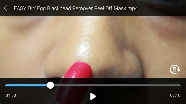 Beauty Natural Facial Mask Videos screenshot 6