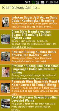 Kisah Sukses Dan Tips Breeding poster
