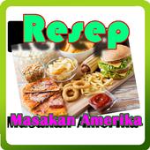 Resep Masakan Amerika icon