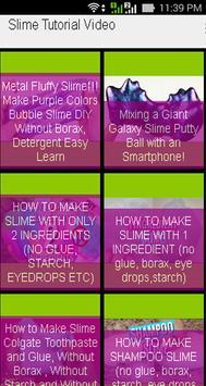 Slime Tutorial Video screenshot 1