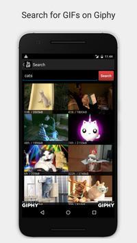 5SecondsApp - Animated GIF Create & Search apk screenshot