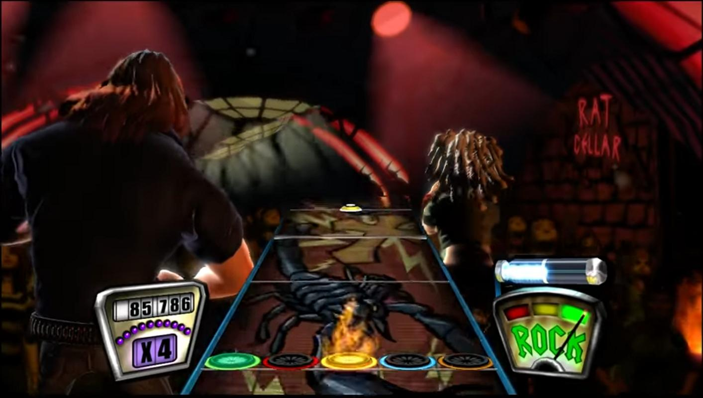 guitar hero android app