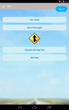 Otto Carpool apk screenshot