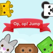 Op, op! Jump icon