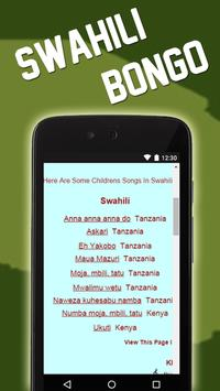 Bongo Music apk screenshot