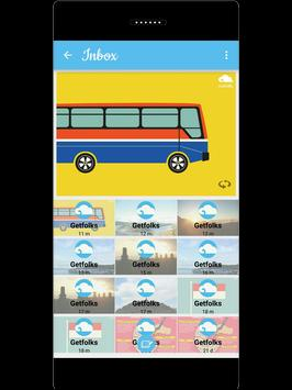 Getfolks apk screenshot