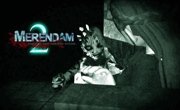 Merendam2 horror puzzle demo poster