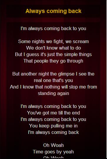 One Ok Rock Top Lyrics for Android - APK Download