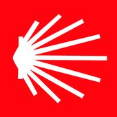 Camino de Santiago Eroski icon