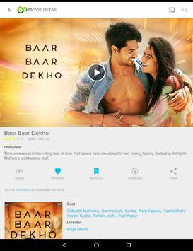 Eros Now: Best of Bollywood movies and stars apk screenshot