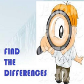 Find Differences Crazy Me icon