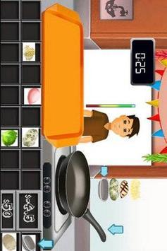 Kids Cooking Master Game apk screenshot