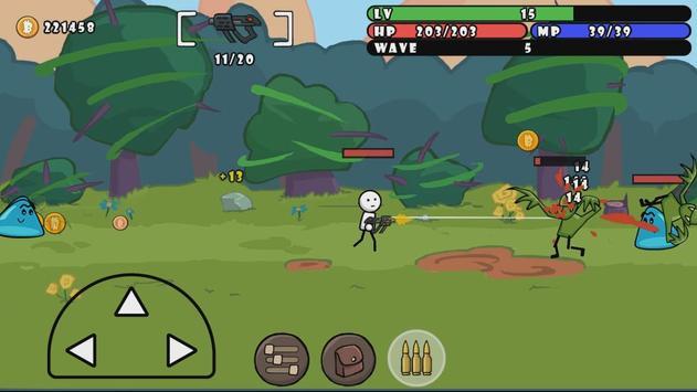 One Gun captura de pantalla 3