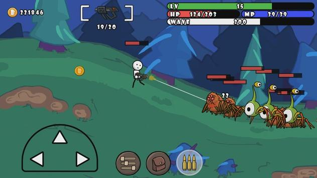 One Gun captura de pantalla 4