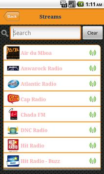 Morocco Radio apk screenshot