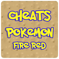 Cheats for Pokemon Fire Red