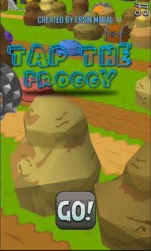 Tap Tap Froggy poster