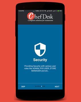 ChefDesk apk screenshot