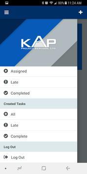 KAP Task Manager apk screenshot