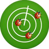 Bug Radar icon