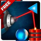 LASERBREAK - Original & Best Physics Puzzle Game icon