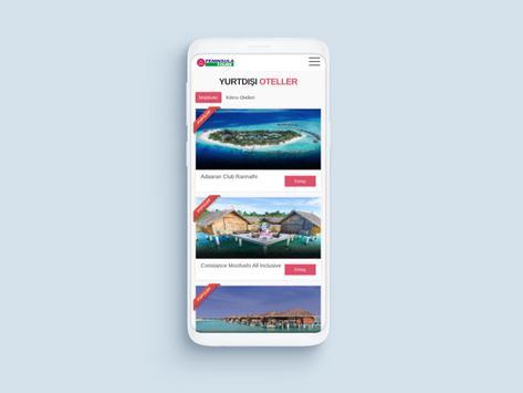 Peninsula Tours screenshot 2