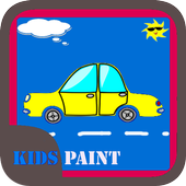 Kids Paint Funny icon