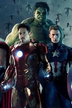 TheAvengers Wallpapers apk screenshot