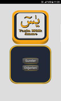 Yasin Mülk ve Amme Sureleri Sesli apk screenshot