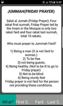 Salah Guides With Pictures All Salahs Prayer screenshot 20