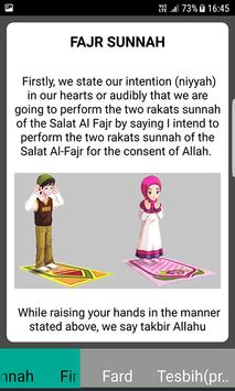 Salah Guides With Pictures All Salahs Prayer screenshot 2