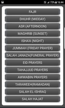 Salah Guides With Pictures All Salahs Prayer screenshot 9