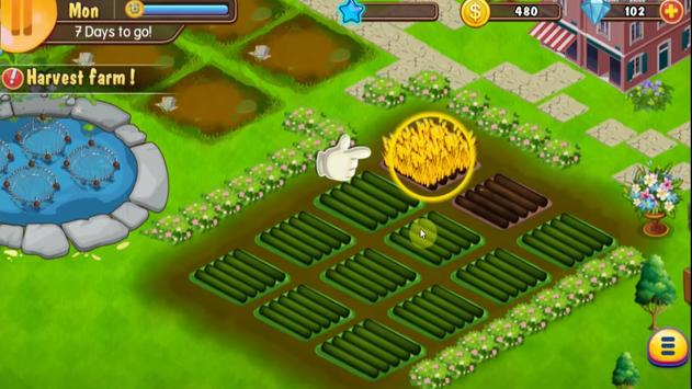 Farm Story: Dairy Wonderful 2 apk screenshot