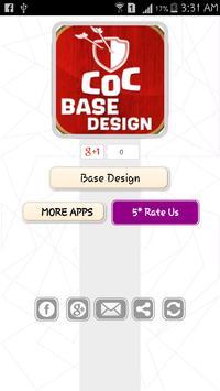 Town Hall Base Design for COC apk screenshot