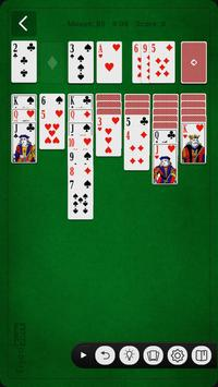 Solitaire (Klondike) poster