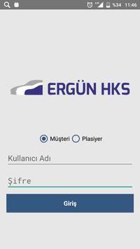 Ergün HKS poster