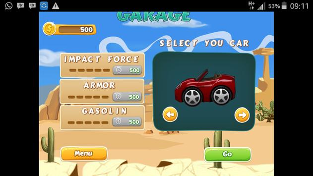 funy jumping parking apk screenshot