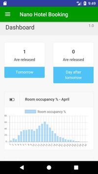 Nano Hotel Booking apk screenshot