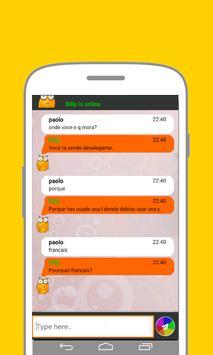 Billy The Chatbot screenshot 2