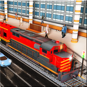 Cargo Train Simulator 2017 icon