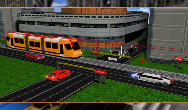 Cargo Train Simulator 2017 apk screenshot