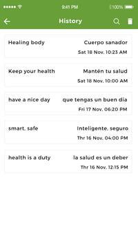 Spanish to English Translator screenshot 4